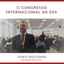 II Congresso Internacional da ESA/RS